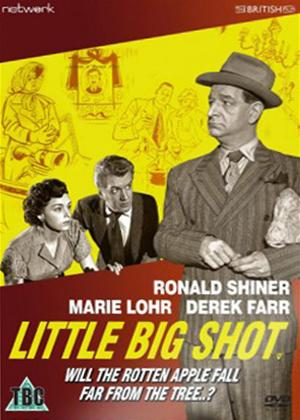 Rent Little Big Shot Online DVD Rental