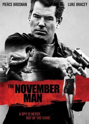 The November Man Online DVD Rental