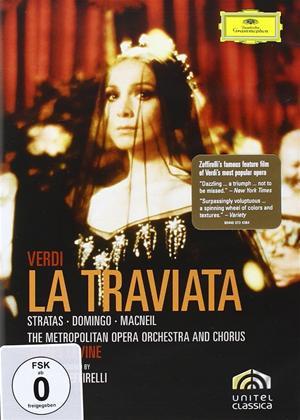 La Traviata: Metropolitan Opera (Levine) Online DVD Rental