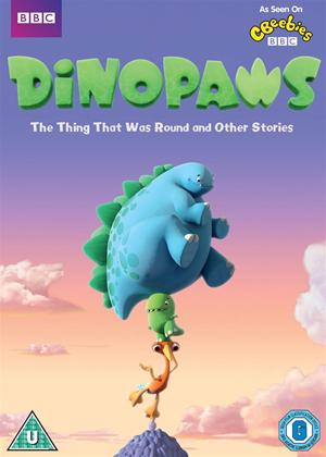 Dinopaws: The Thing That Was Round and Other Stories Online DVD Rental