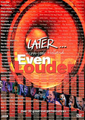 Later with Jools Holland: Even Louder Online DVD Rental