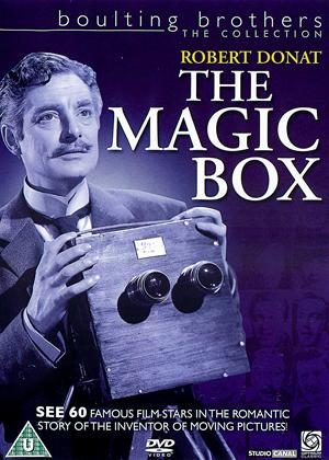 The Magic Box Online DVD Rental