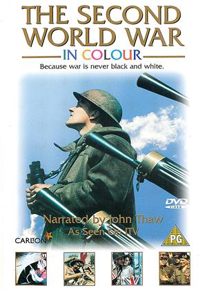 The Second World War in Colour Online DVD Rental