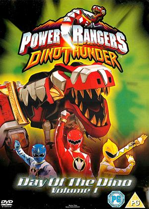 Rent Power Rangers: Dino Thunder: Day of the Dino: Vol.1 Online DVD Rental