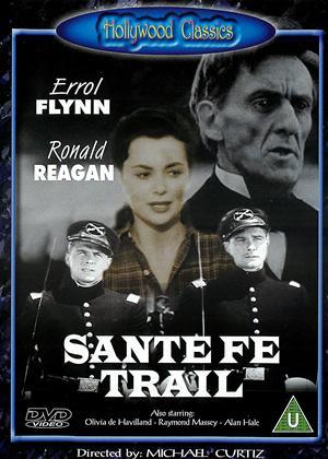 Santa Fe Trail Online DVD Rental