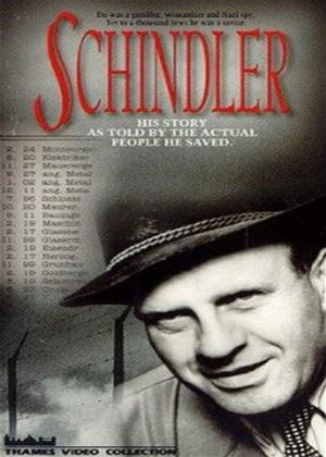 Rent Schindler: The Real Story Online DVD Rental