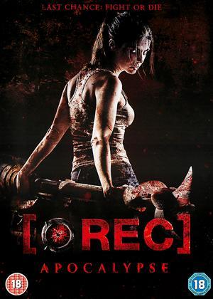 [REC] 4: Apocalypse Online DVD Rental