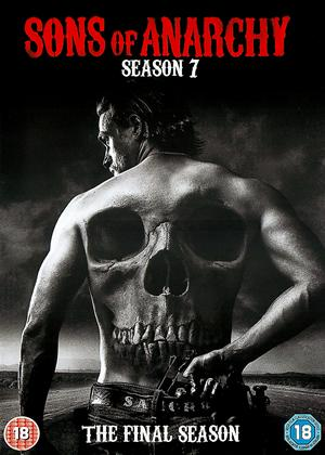 Sons of Anarchy: Series 7 Online DVD Rental
