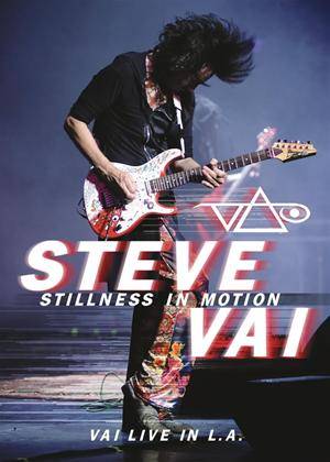 Steve Vai: Stillness in Motion: Live in LA Online DVD Rental