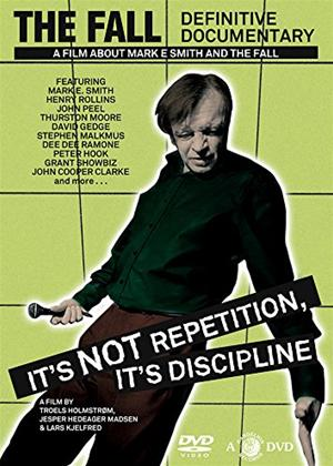 Rent The Fall: It's Not Repetition, It's Discipline Online DVD Rental
