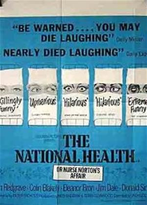 National Health Online DVD Rental