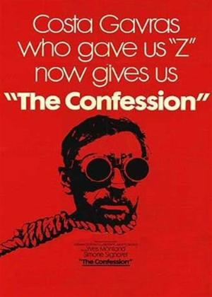 Rent The Confession (aka L'aveu) Online DVD Rental