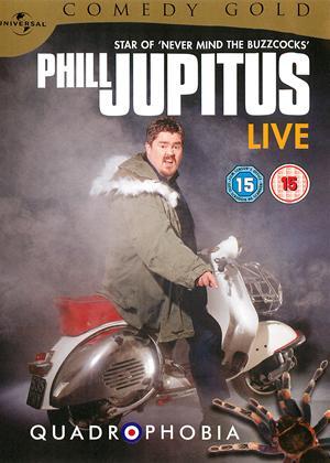 Rent Phill Jupitus: Live: Quadrophobia Online DVD Rental