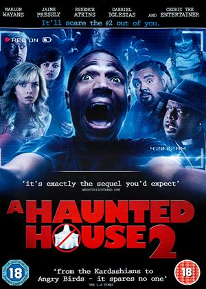 A Haunted House 2 Online DVD Rental