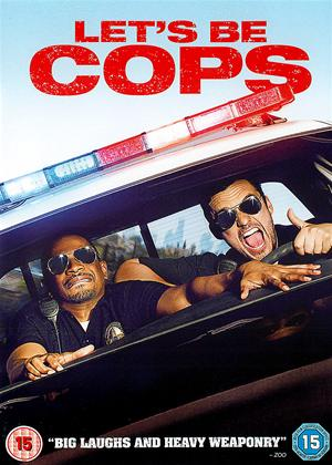Let's Be Cops Online DVD Rental