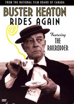 Rent Buster Keaton Rides Again Online DVD Rental