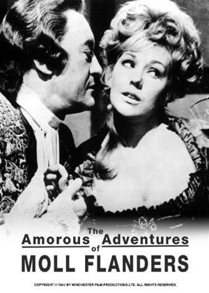 Rent The Amorous Adventures of Moll Flanders Online DVD Rental