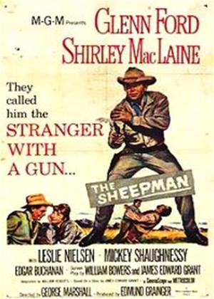 Rent The Sheepman Online DVD Rental
