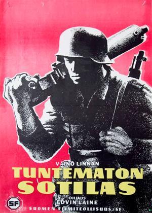 Rent The Unknown Soldier (aka Tuntematon sotilas) Online DVD Rental