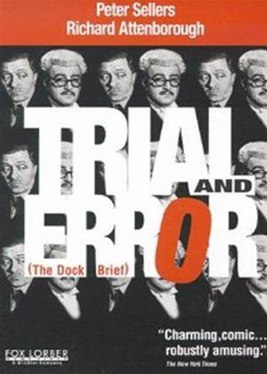 The Dock Brief Online DVD Rental