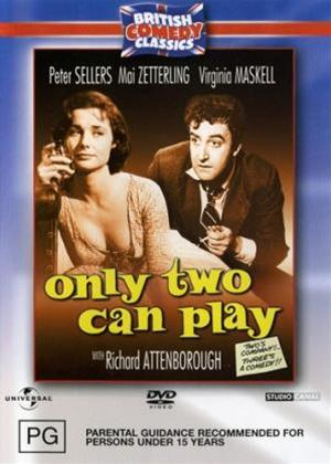 Only Two Can Play Online DVD Rental
