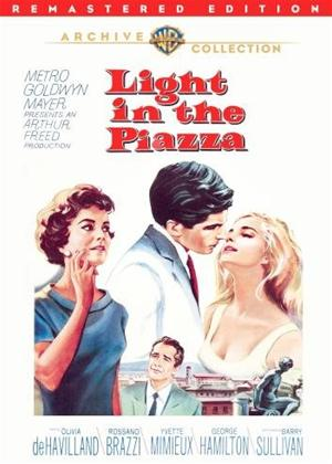 Light in the Piazza Online DVD Rental