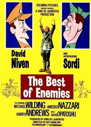 The Best of Enemies Online DVD Rental