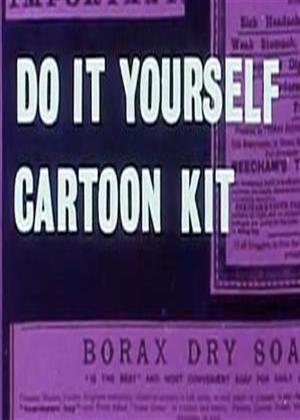 Rent Do It Yourself Cartoon Kit Online DVD Rental