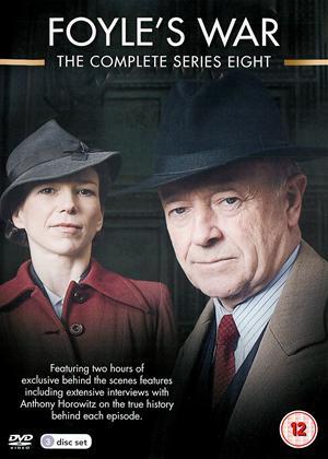 Foyle's War: Series 8 Online DVD Rental