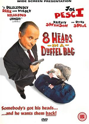 8 Heads in a Duffel Bag Online DVD Rental