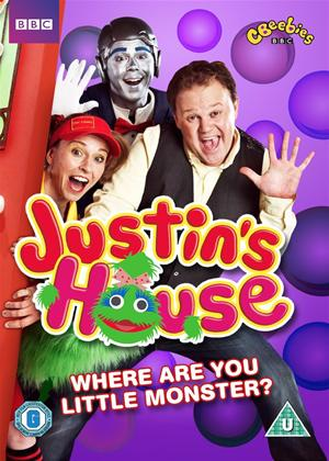 Justin's House: Where Are You Little Monster? Online DVD Rental