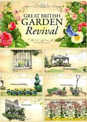 Great British Garden Revival: Wild Flowers with Monty Don Online DVD Rental