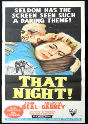 That Night! Online DVD Rental