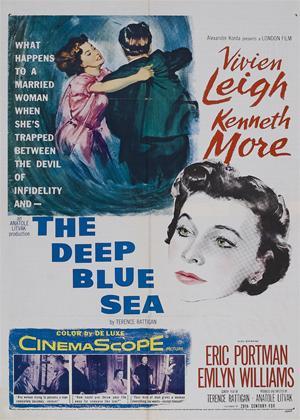 Rent The Deep Blue Sea Online DVD Rental