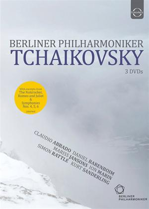 Rent Berliner Philharmoniker: Tchaikovsky Online DVD Rental