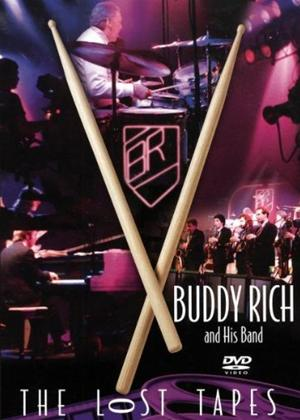 Rent Buddy Rich: The Lost Tapes Online DVD Rental