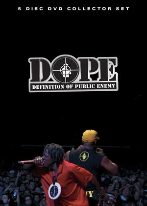 Rent D.O.P.E: Definition of Public Enemy Online DVD Rental