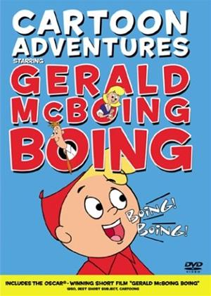 Rent Gerald McBoing Boing on Planet Moo Online DVD Rental