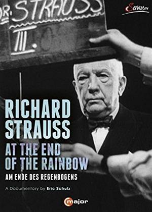 Rent Richard Strauss: At the End of the Rainbow Online DVD Rental