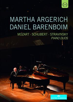 Rent Martha Argerich and Daniel Barenboim: Piano Duos Online DVD Rental