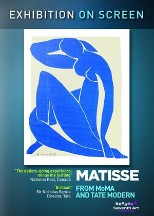 Matisse from MoMA and Tate Modern Online DVD Rental