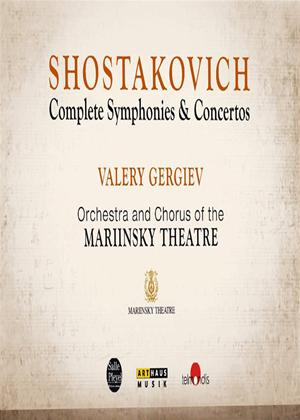 Rent Shostakovich: Complete Symphonies and Concertos Online DVD Rental