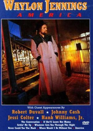 Waylon Jennings: America Online DVD Rental