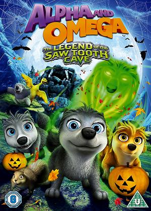 Rent Alpha and Omega: The Legend of the Saw Tooth Cave Online DVD Rental