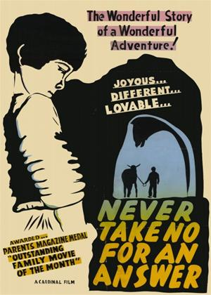 Never Take No for an Answer Online DVD Rental