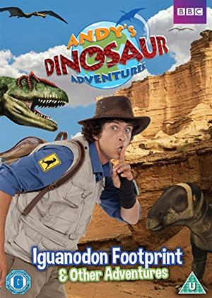 Rent Andy's Dinosaur Adventures: Iguanadon Footprint Online DVD Rental