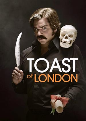 Toast of London Online DVD Rental