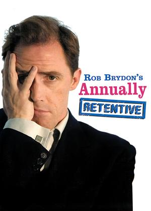 Rob Brydon's Annually Retentive Online DVD Rental