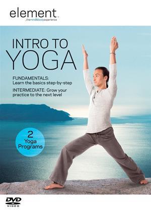 Rent Element: Intro to Yoga Online DVD Rental