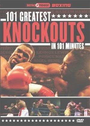 Rent 101 Greatest Knock-outs Online DVD Rental
